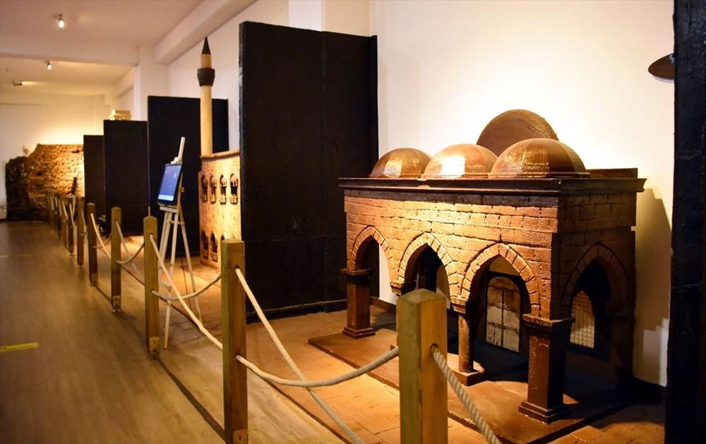Bursa'nın en tatlı müzesi: 8 ton çikolata kullanıldı (Bursa Çikolata Müzesi) - 2