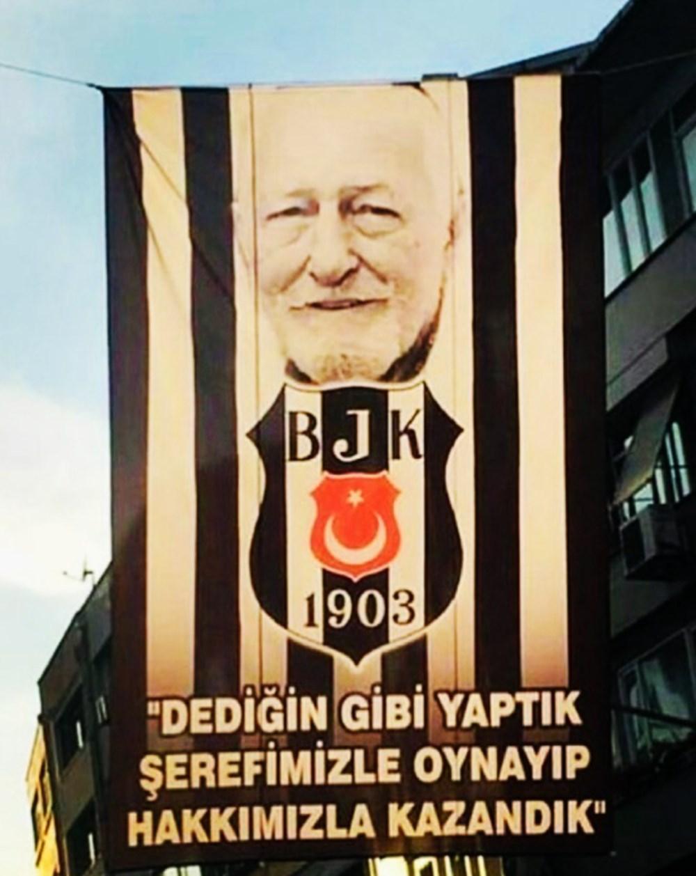 Ünlülerden Beşiktaş'ın şampiyonluk paylaşımları - 5