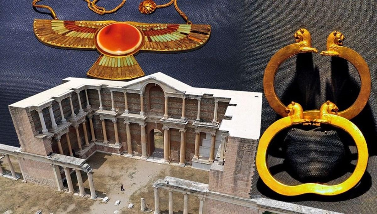 Anadolu'nun ihtişamlı uygarlığı: Lidya