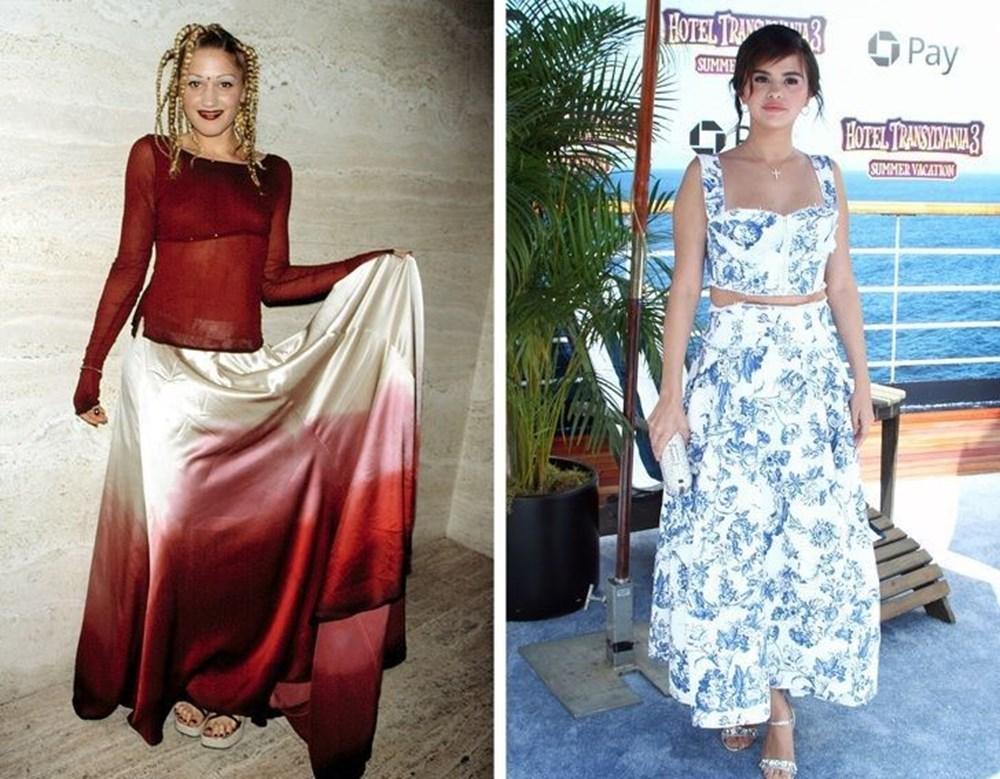 Yeniden moda olan 90'lar trendleri - 9