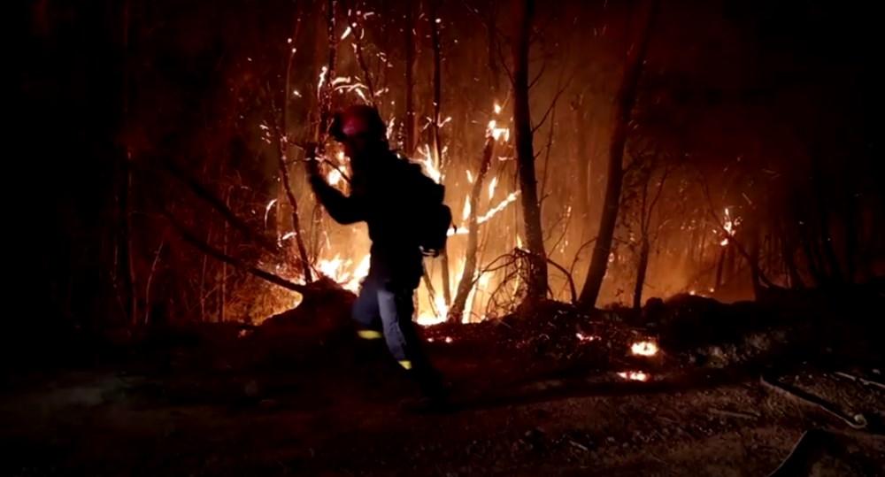 Akdeniz alev aldı: Yunanistan ve İtalya'da orman yangınları sürüyor - 7