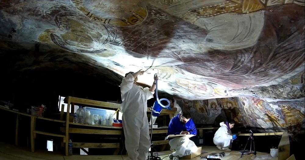 Sümela Manastırı'nın 5 yıllık restorasyon serüveni - 5