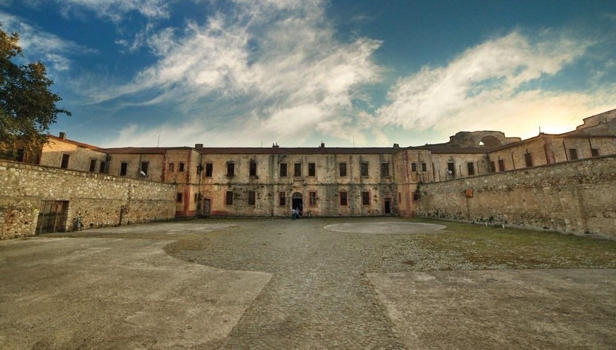 Türkiye'nin en çok ziyaret edilen müzelerinden 'Sinop Tarihi Cezaevi' ziyarete kapatıldı