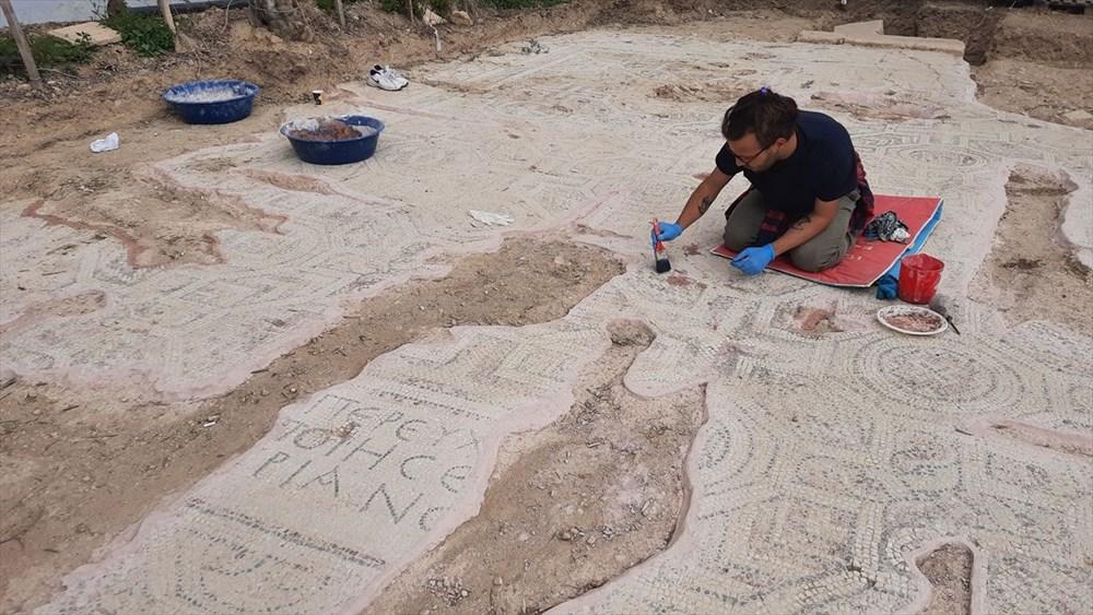 İznik'te Hisardere kazılarında iki lahit bulundu: Mumyalanmış 3 iskelet - 5