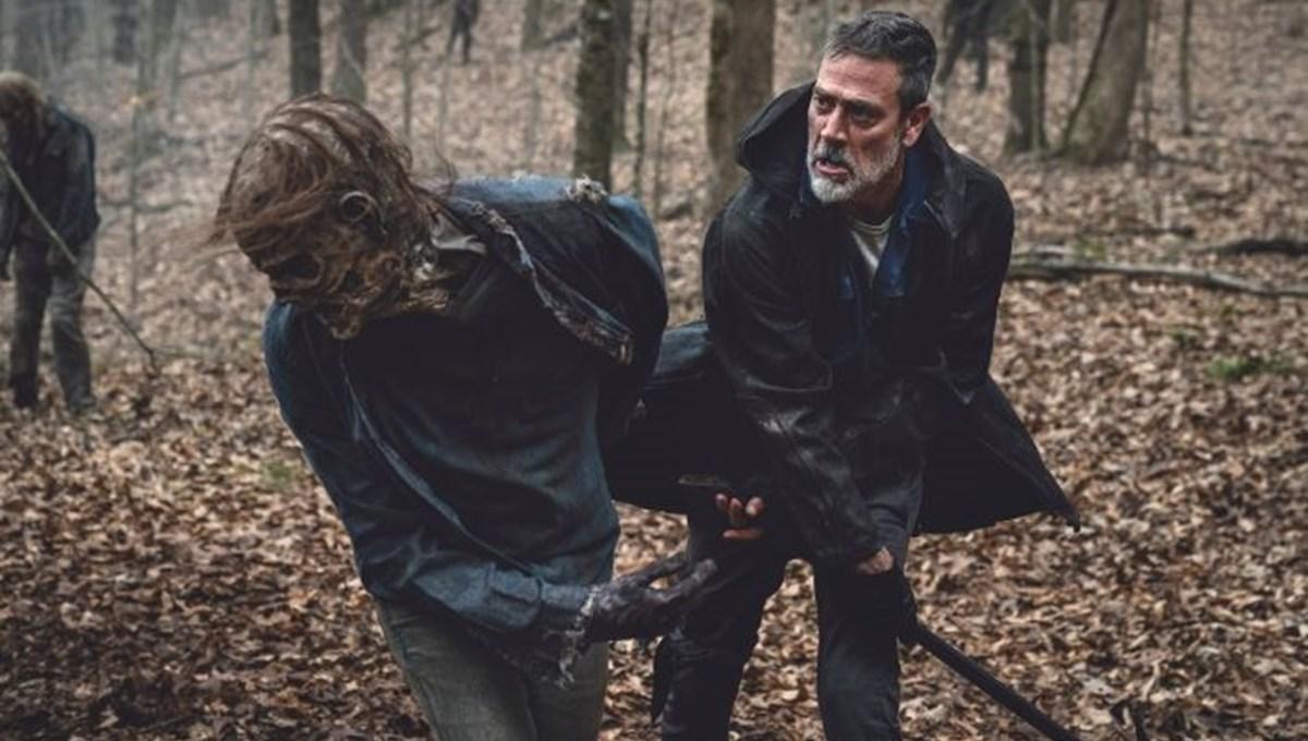 Walking Dead'in final sezonundan ilk fotoğraflar
