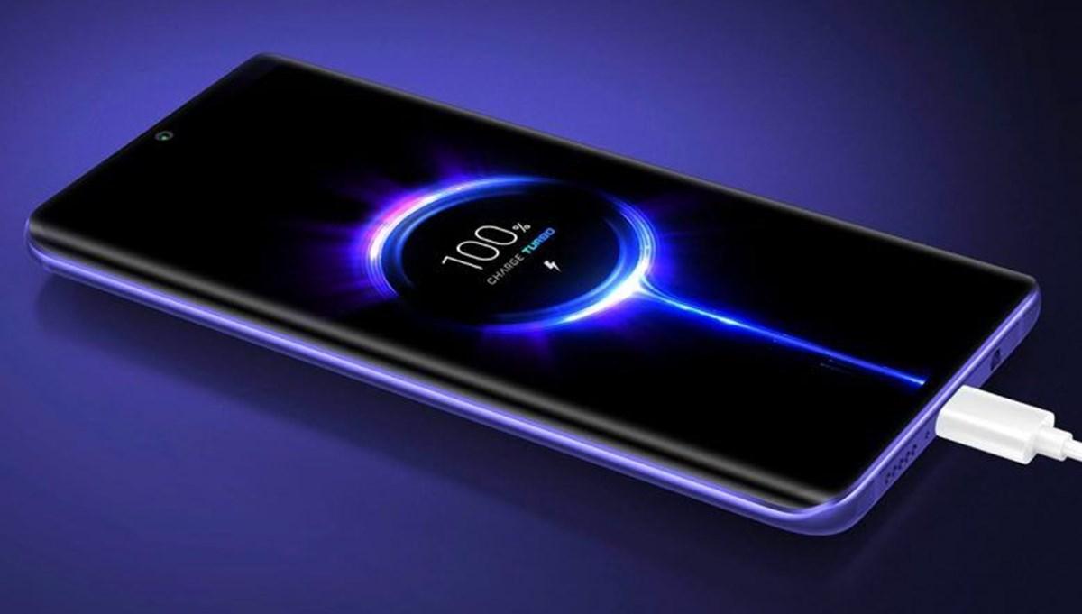 Xiaomi'den süper hızlı HyperCharge: 8 dakikada yüzde 100 şarj