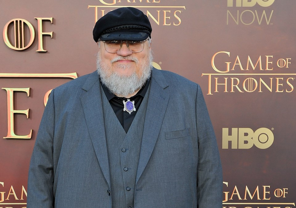 Martin, Türkçeye Buz ve Ateşin Şarkısı olarak çevrilen ve daha sonra Game of Thrones adıyla dizisi çekilen A Song of Ice and Fire isimli epik fantezi kitap serisiyle tanınıyor.