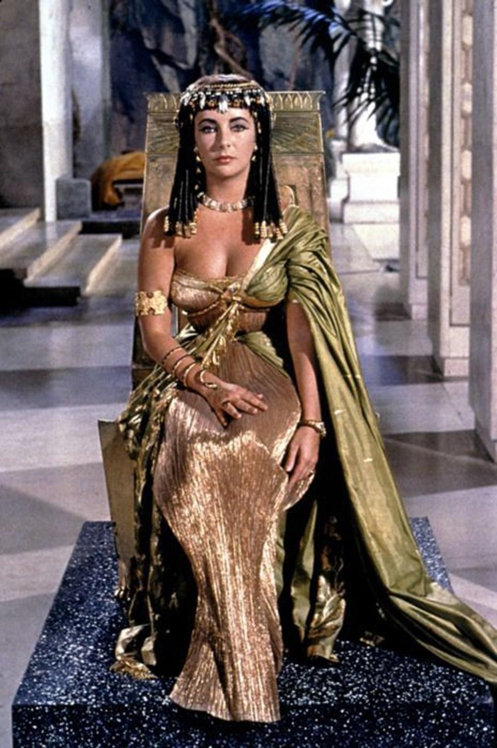 Gal Gadot yen filminde Cleopatra (Kleopatra) oluyor - 7