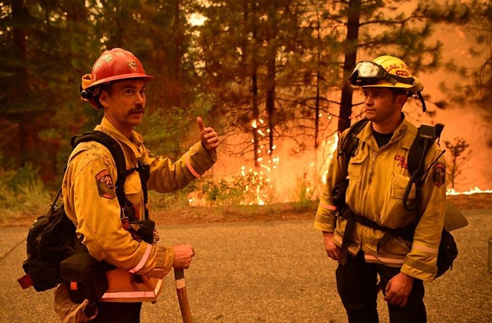 California'da orman yangınları evleri küle çevirdi - 8