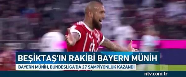 BJK'nin rakibi Bayern Münih Avrupa'nın 1 numaralı kupasını 5 kez kazandı