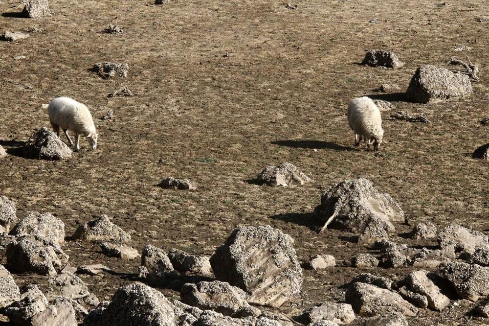 Çanakkale'de baraj boşaldı, su kullanımıyla ilgili yasaklar geldi - 13