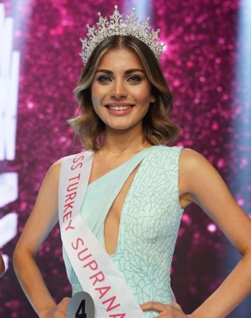 Miss Turkey 2021 birincisi belli oldu (Dilara Korkmaz, Cemrenaz Turhan, Şira Sahilli ilk üçte) - 4