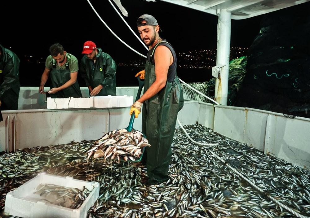 Av yasağı kalktı: Sezonun ilk balıkları avlandı - 3