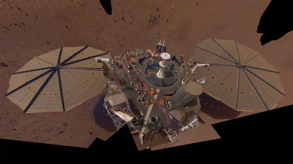 NASA'nın InSight aracı Mars'ta meydana gelen en şiddetli depremi kaydetti - 2