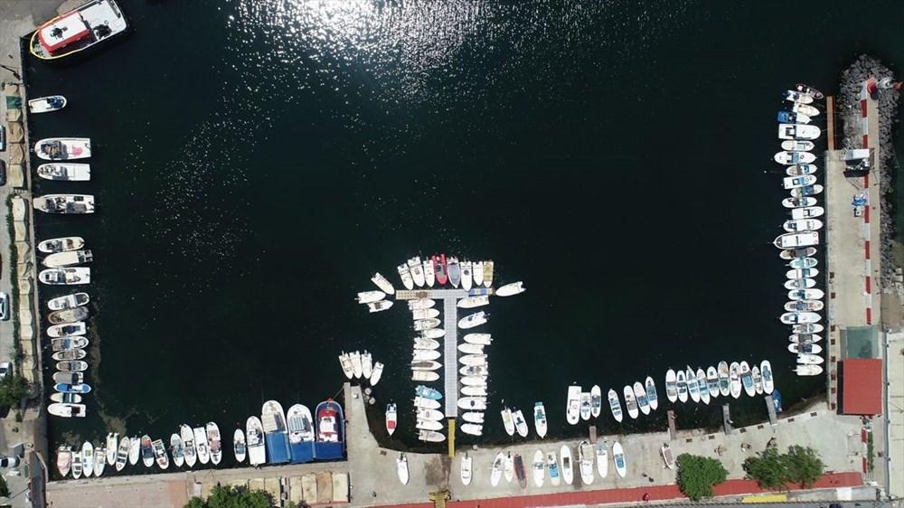 Tekirdağ kıyılarında müsilaj etkisini yitirdi - 9