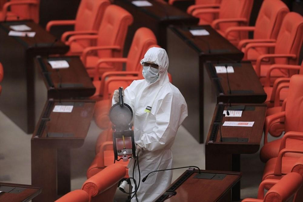 Meclis'te virüs paniği - 10