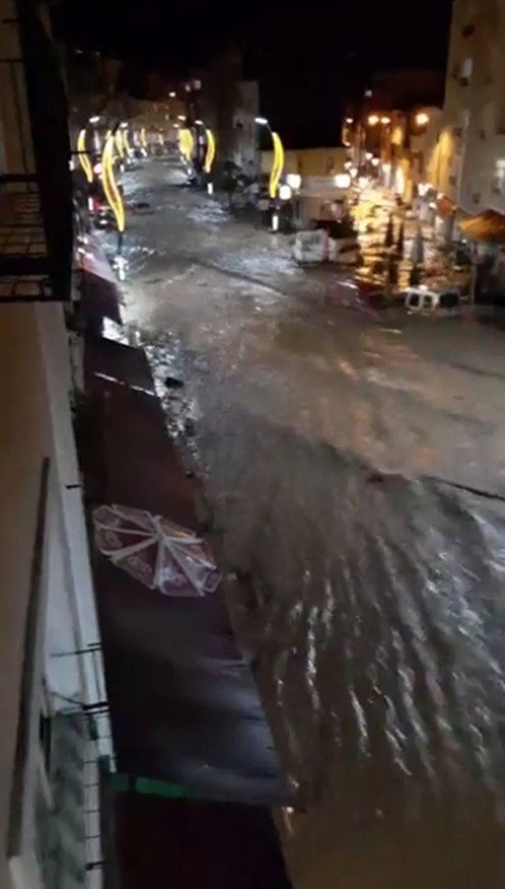 Giresun'u sel vurdu: 3 kişi hayatını kaybetti - 12