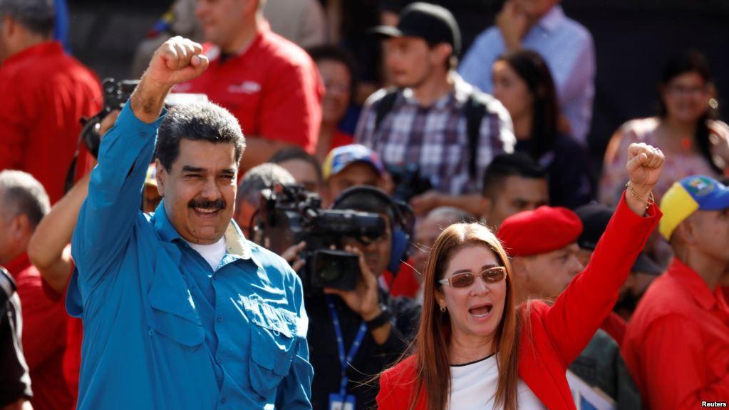 Venezüella Devlet Başkanı Maduro Diriliş: Ertuğrul hayranı çıktı