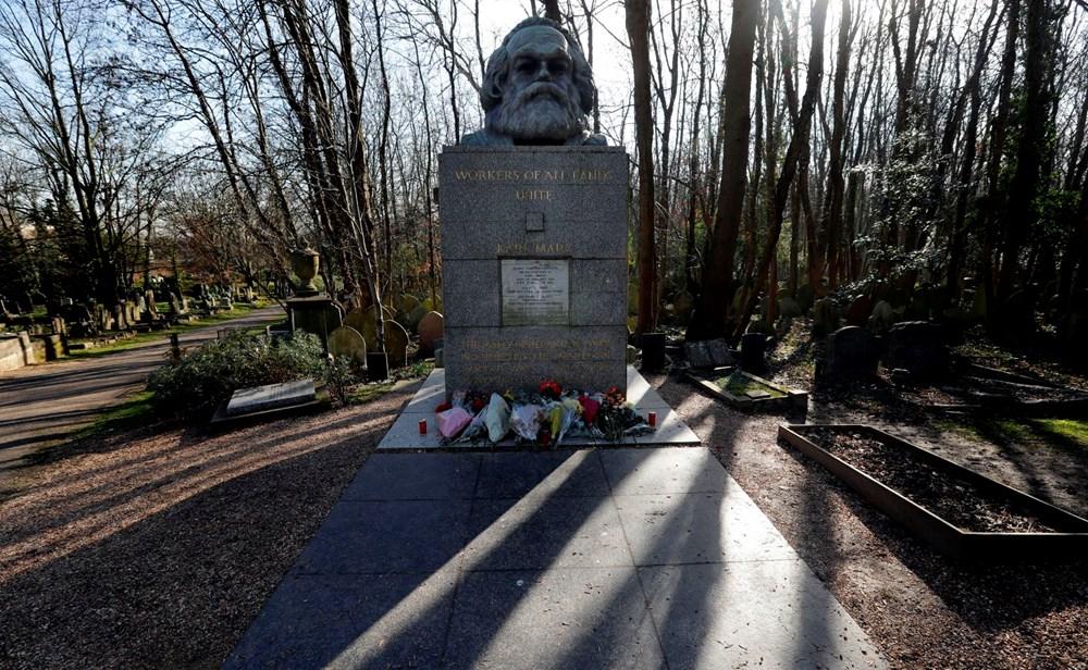 Karl Marx'ın mezarı turizme açılıyor: Anısına saygısızlık tartışması - 5