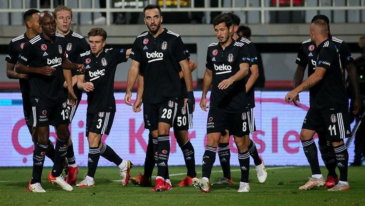 Beşiktaş'ta 3 sakat 1 pozitif vaka