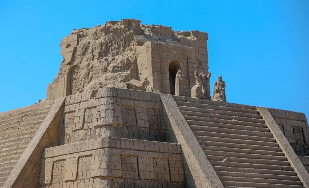Atlantis, kum heykellerle canlanacak - 11