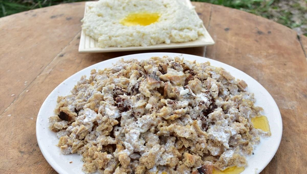 Bingöl'ün asırlık lezzetleri keledoş ve mastuva iftar sofralarını süslüyor