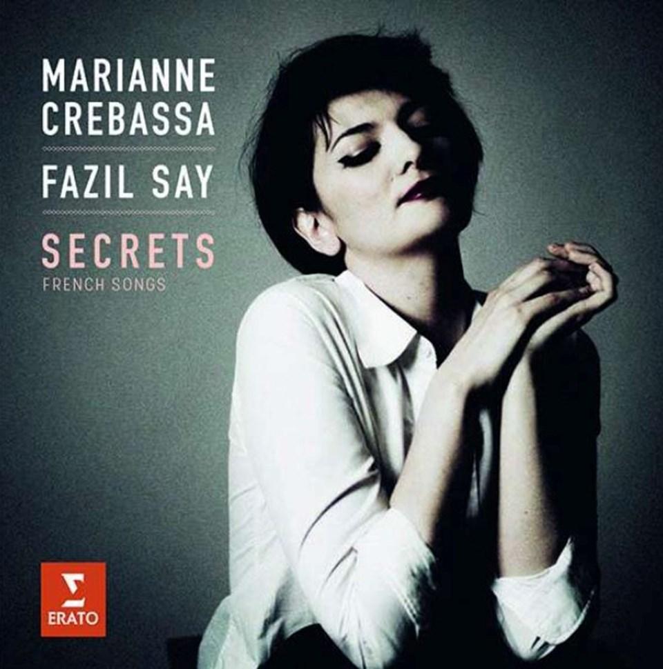 Fransız mezzo soprano Marianne Crebassa ile Fazıl SayWigmore Hall'da birlikte sahne alcak