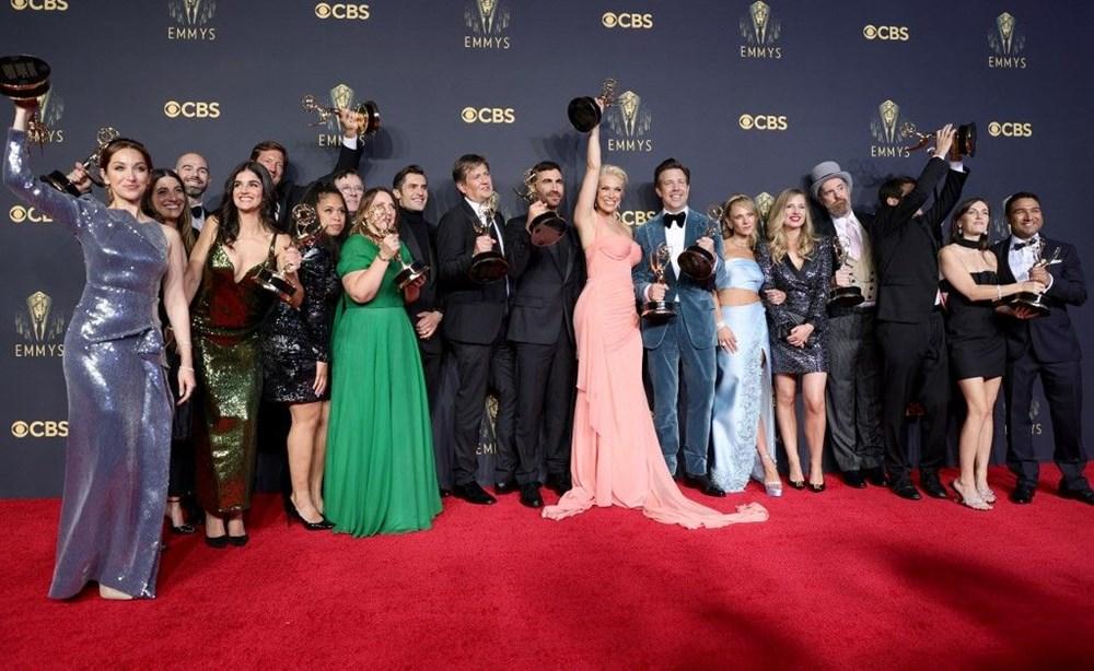 2021 Emmy Ödülleri'nin sahipleri belli oldu (73. Emmy Ödülleri'ni kazananlar) - 25
