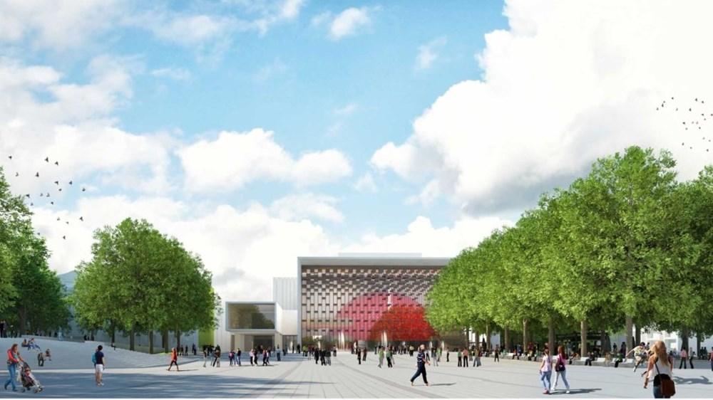 Taksim Meydanı Tasarım Yarışması sonuçlandı (Taksim Meydanı böyle olacak) - 45