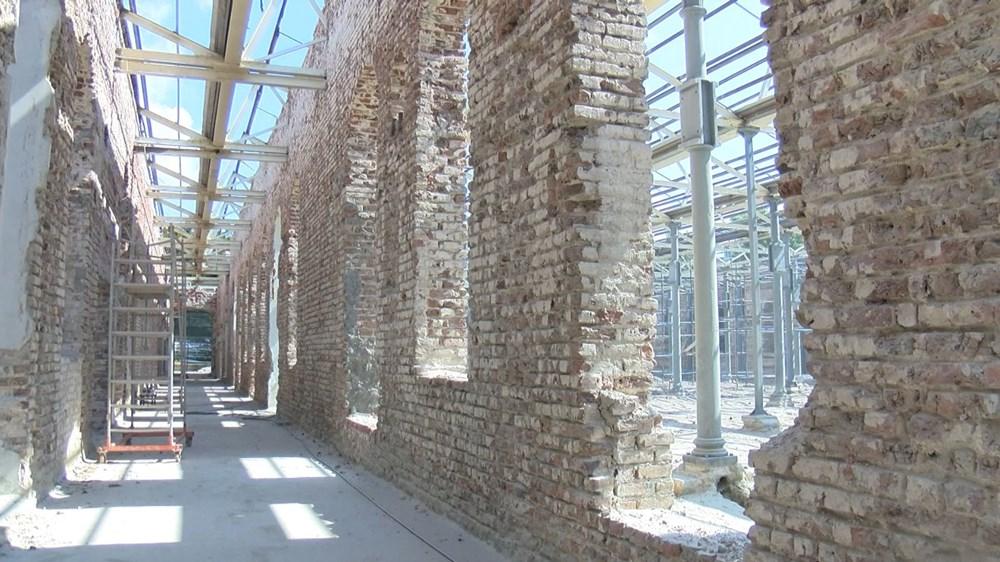 Müze olacak Feshane'nin restorasyonunun yüzde 60'ı tamamlandı - 8