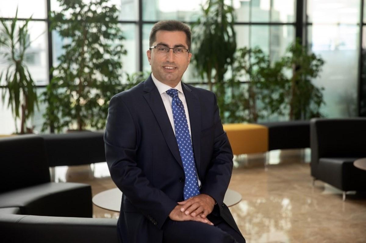 VakıfBank Genel Müdür Yardımcısı Lütfü Çelebi