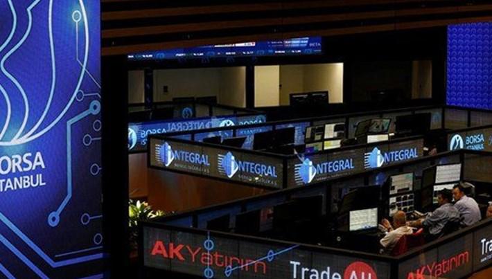 Borsa İstanbul 110 bin puanın üzerinde