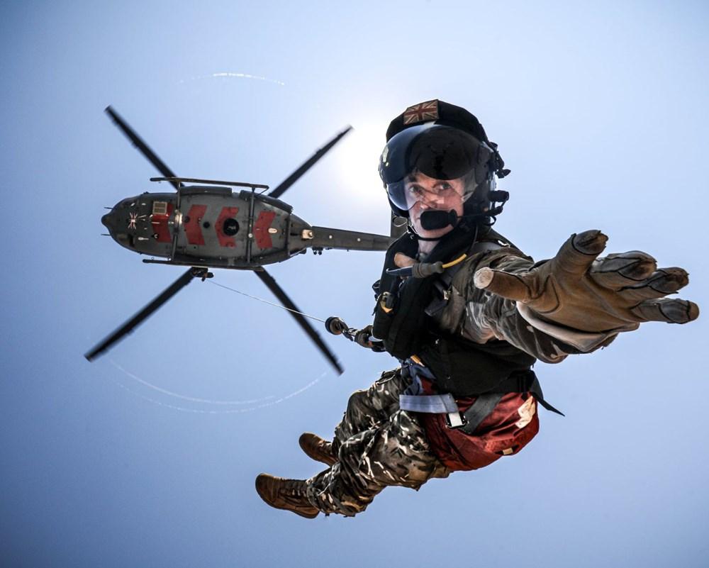 2020 Kraliyet Hava Kuvvetleri Fotoğraf Yarışması'nın kazananları - 10