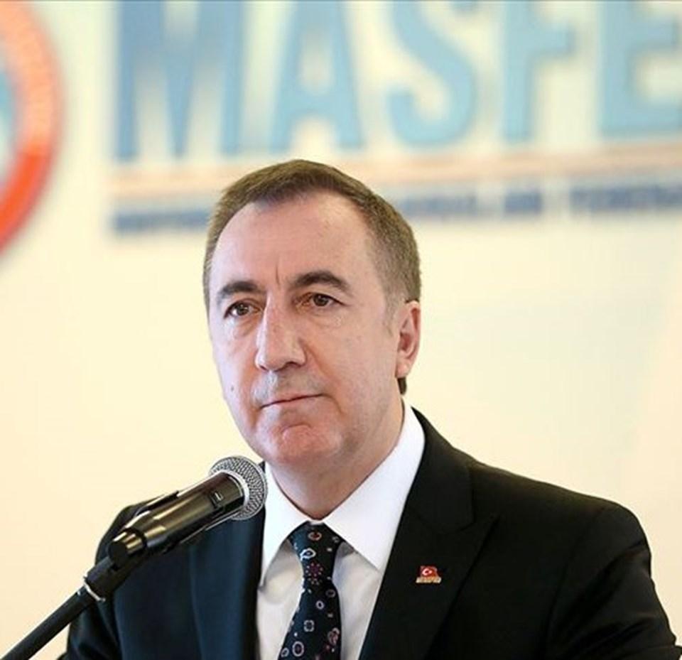 Motorlu Araç Satıcıları Federasyonu Başkanı Aydın Erkoç