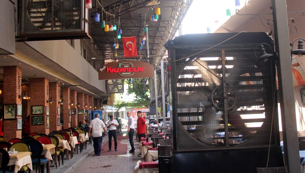 Adana'da sıcak havaya 'dev' çözüm