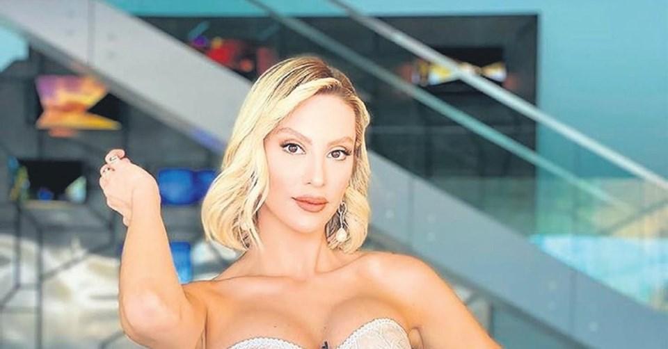 31 yaşındaki Dilay Korkmaz, güzellik yarışmasından sonra sunuculuk yapmaya başladı.