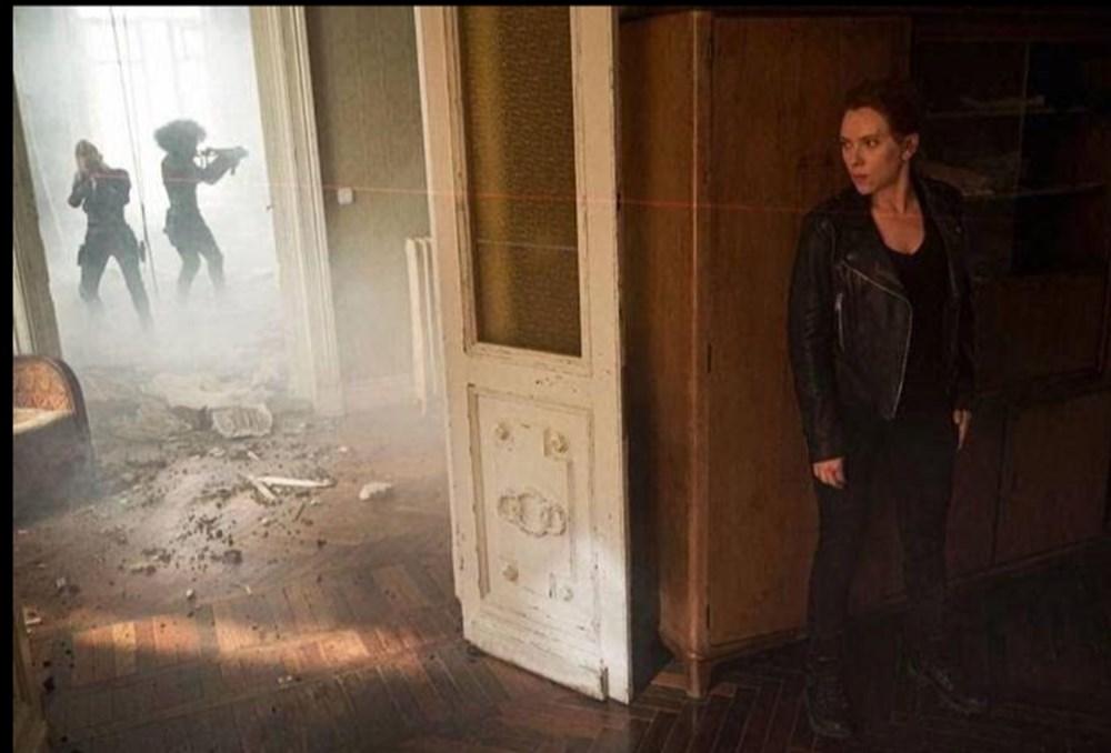 Black Widow (Kara Dul) pandemi rekorunu kırdı - 6
