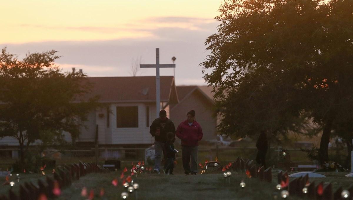 Kanada'da çocuk toplu mezarları: Kilise okul kayıtlarını açıklayacak