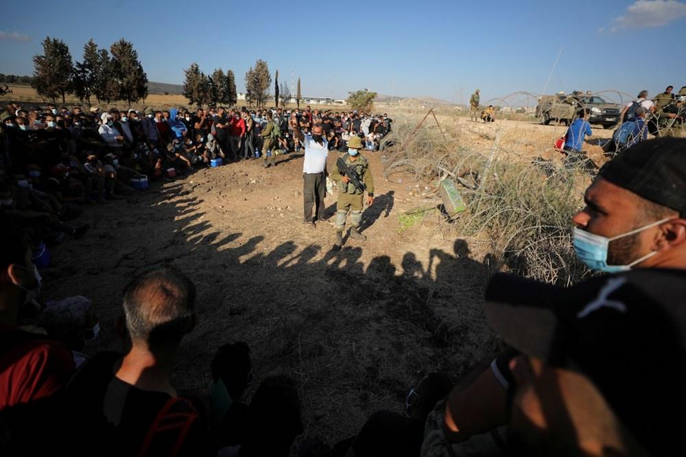 Intervensi keras dari tentara Israel ke Palestina - 1
