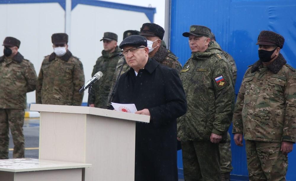 Dağlık Karabağ'da Türk-Rus Ortak Gözlem Merkezi faaliyete başladı - 4
