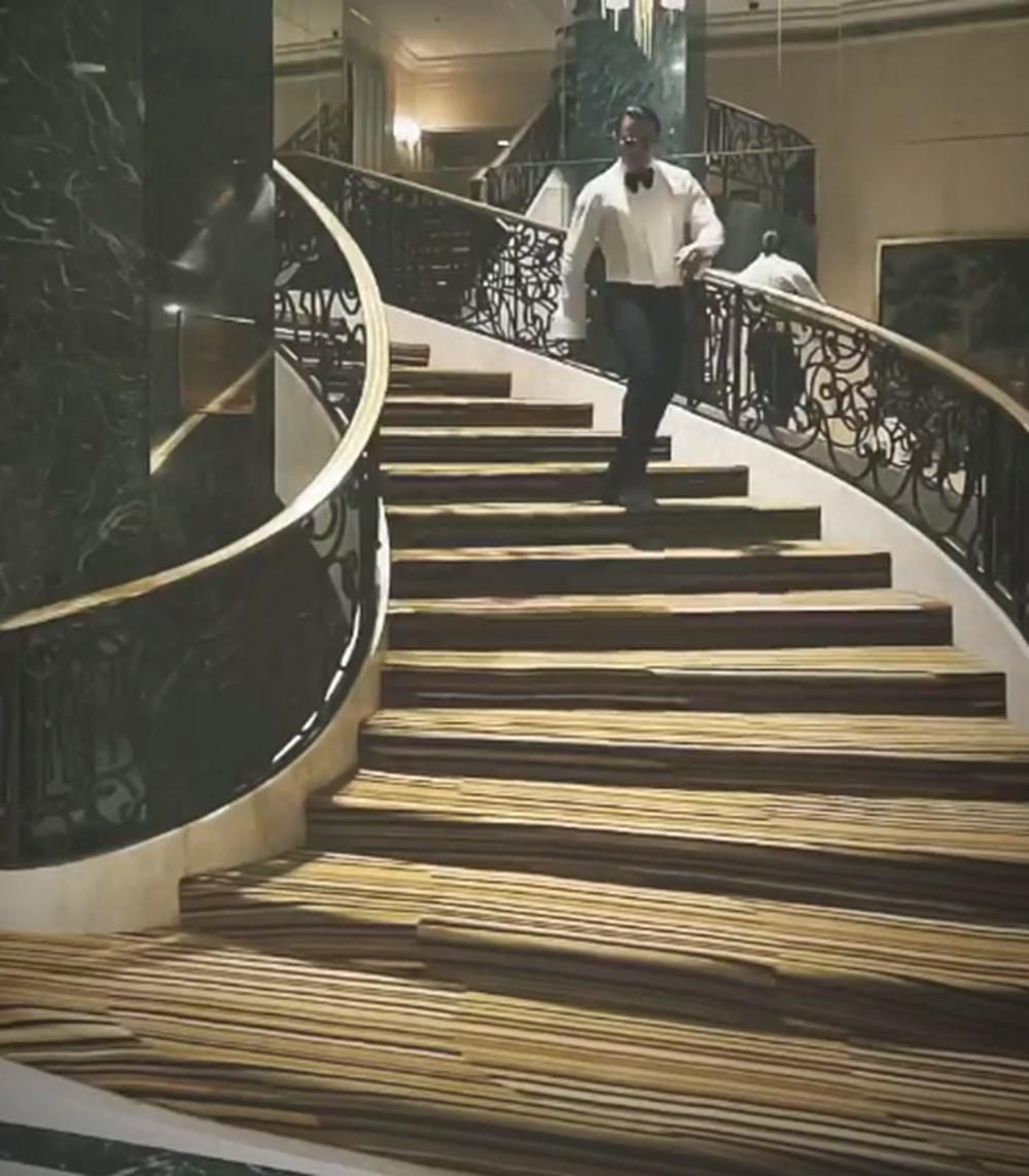 Nusret Amerika'daki beşinci restoranını Beverly Hills'te açtı - 6