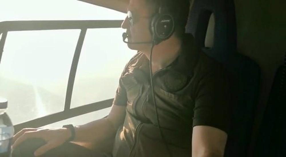 Hatay ve Mersin'de orman yangını - 5