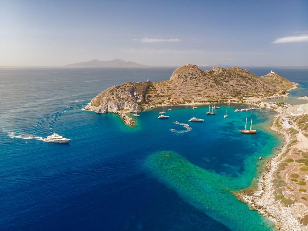 Ege ve Akdeniz'in birleştiği yer: Knidos - 2