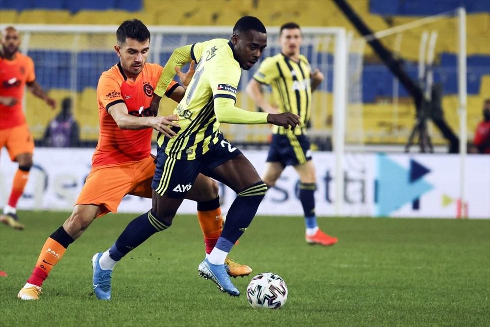 Derbide kazanan Galatasaray - 4