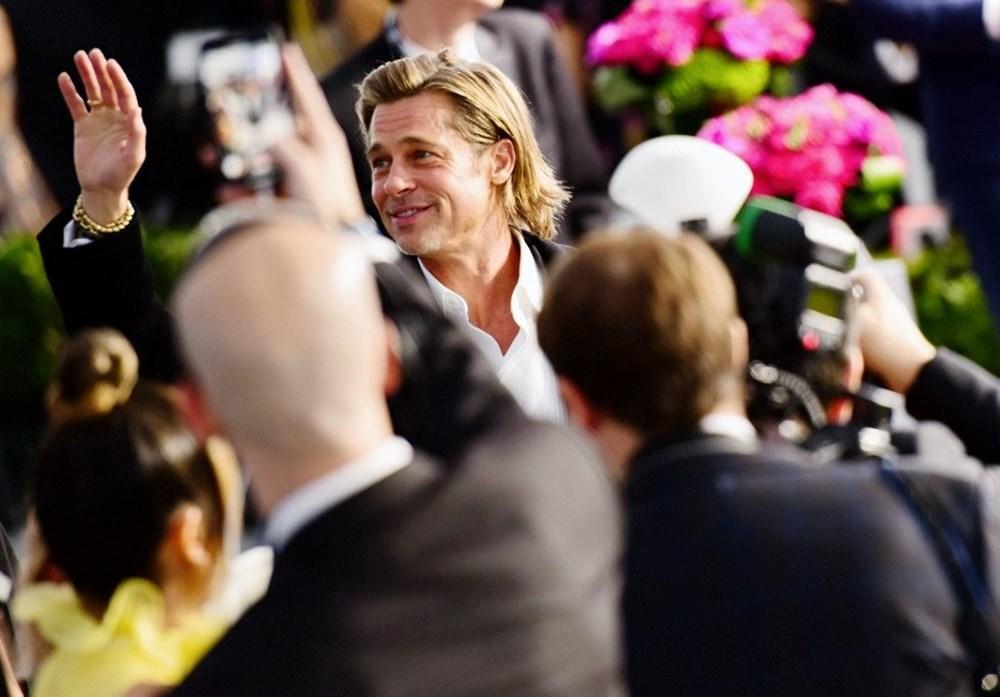 Brad Pitt'ten yeni film: Bullet Train - 2