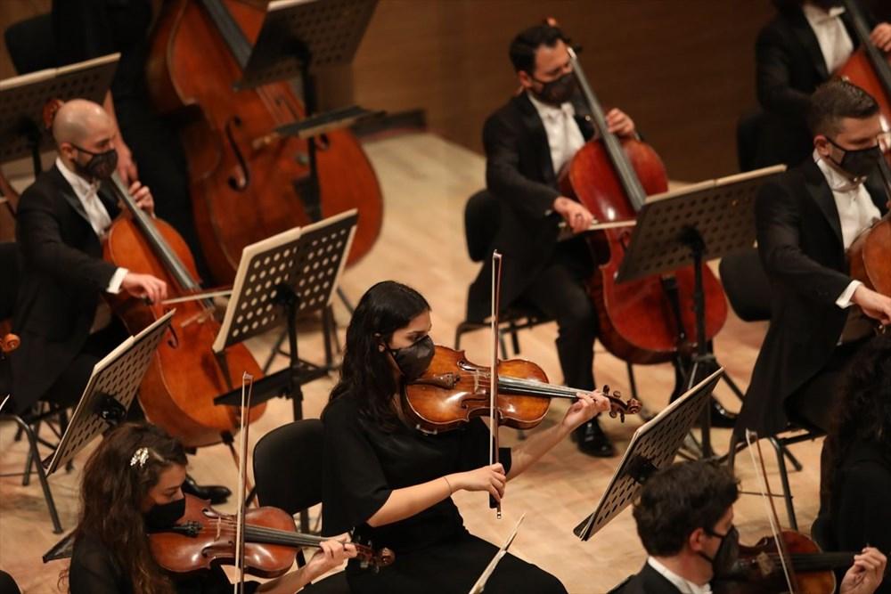 Cumhurbaşkanlığı Senfoni Orkestrası yeni bina açılış konseri - 22