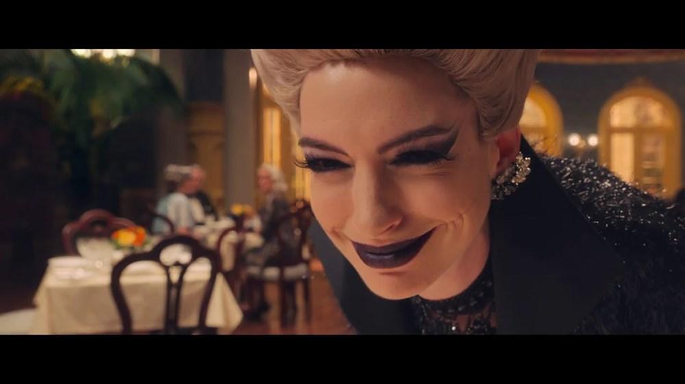 Anne Hathaway The Witches'ın kamera arkası görüntülerini paylaştı - 7