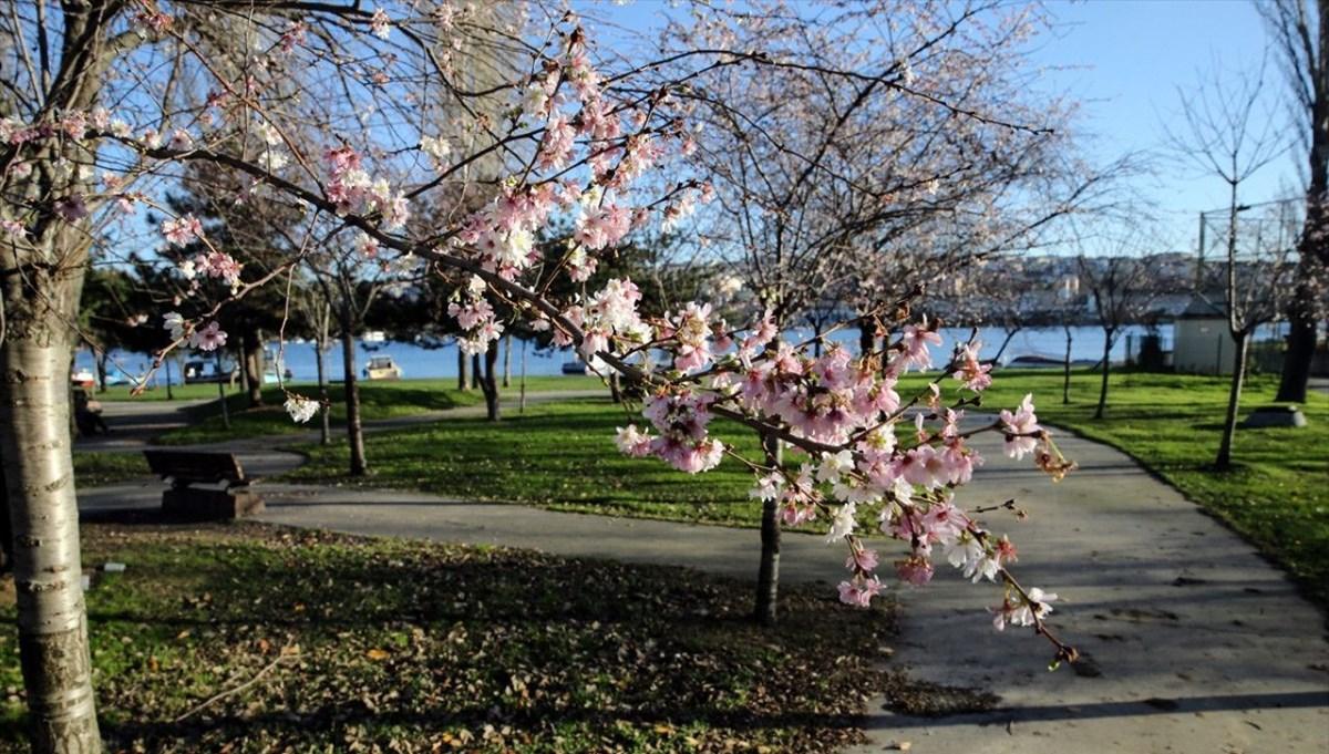 İstanbul'da yalancı bahar sürecek mi? (Karla karışık yağmur geliyor)