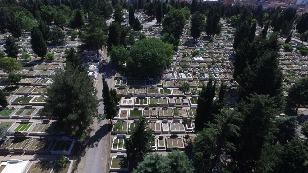 İstanbul'da mezar karaborsası; 2 milyon liraya mezar yeri satıyor - 5
