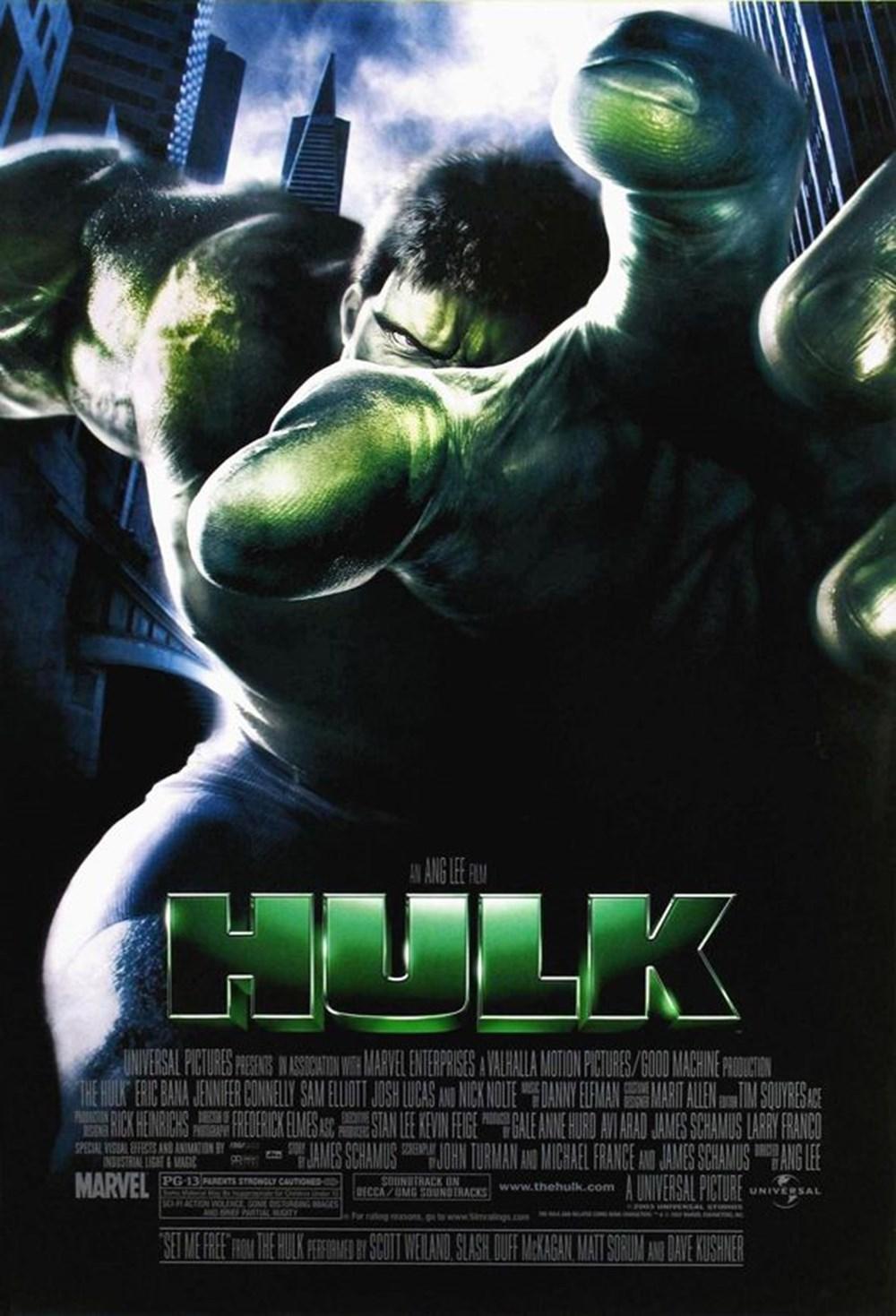 En iyi Marvel filmleri - 13